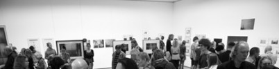 Photo reportage from Boredom and F. Delannoy exhibitions