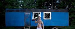 """Mindaugo Ažušilio fotografijų paroda ir knygos pristatymas  """"Happiness in Lithuania"""""""